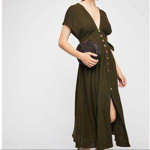 NWOT FP dress